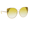 Matthew Williamson 227 C6 Oversized Sunglasses