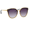 Matthew Williamson Dahlia C1 Oversized Sunglasses