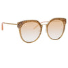 Matthew Williamson 228 C2 Oversized Sunglasses