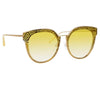 Matthew Williamson Dahlia C6 Oversized Sunglasses