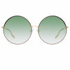 Matthew Williamson 242 C2 Round Sunglasses