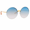 Matthew Williamson 242 C3 Round Sunglasses