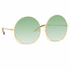 Matthew Williamson Freesia C2 Oversized Sunglasses