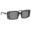 N°21 S21 C1 Rectangular Sunglasses