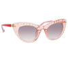 N°21 S21 C3 Cat Eye Sunglasses