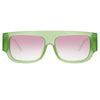 N°21 S36 C5 Flat Top Sunglasses