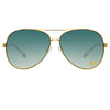 N°21 S40 C3 Aviator Sunglasses