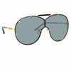N°21 S53 C1 Aviator Sunglasses