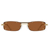 Y/Project 1 C3 Rectangular Sunglasses