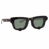 Y/Project 4 C3 D-Frame Sunglasses