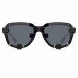 Y/Project 5 C1 D-Frame Sunglasses