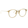Linda Farrow Linear 02A C7 Oval Optical Frame