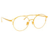 Linda Farrow Mina C8 Oval Optical Frame