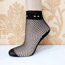 Load image into Gallery viewer, 5 Pairs Sexy Fishnet Socks 24 Variant! - Trade Power