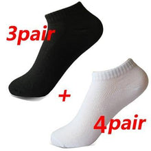 Load image into Gallery viewer, 7 Pair Women's Socks Low Cut - Trade Power