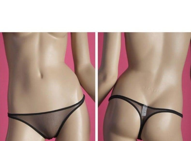 Sexy Transparent G-string - Trade Power