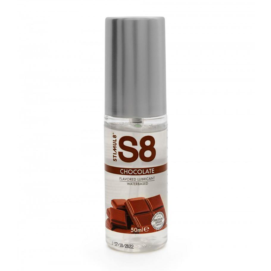S8 Chocolate Flavored Lube 50ml - Love Power