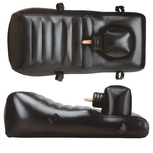 Lounger Inflatable Sex Machine - Love Power