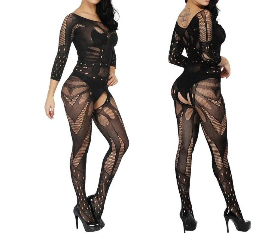 Women's Sexy Bodystockings - Trade Power