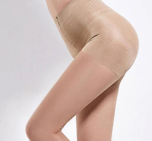 6 pieces 40D Control Top Pantyhose - Trade Power