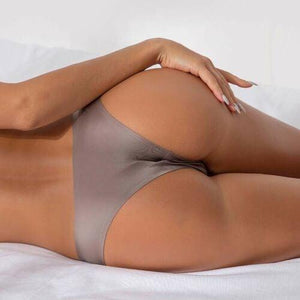 Ultra-thin Seamless Thongs Plus Size - Trade Power