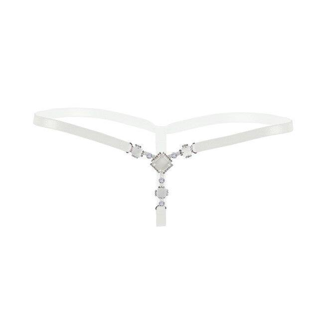 Sexy Diamond G-String - Love Power