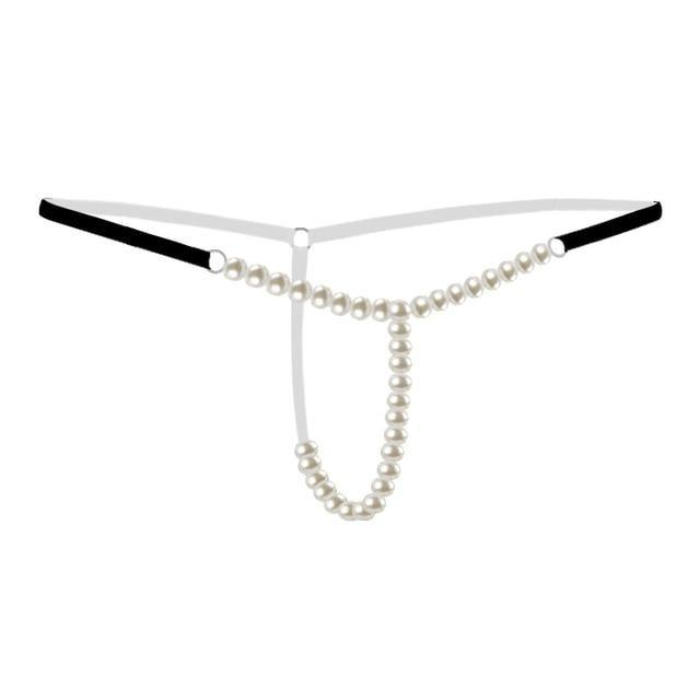 Hot Pearls G-String - Trade Power
