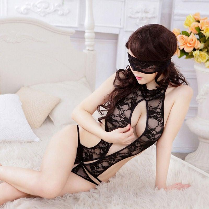 Women's Sexy Transparent Lingerie - Trade Power