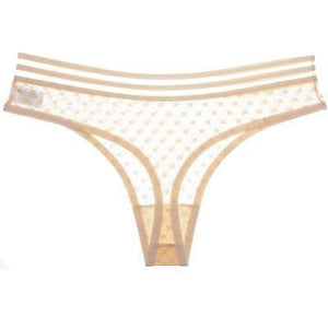 Women's Low-Rise Thongs - Trade Power