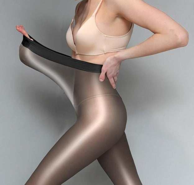 60D Women's Shiny Pantyhose - Trade Power