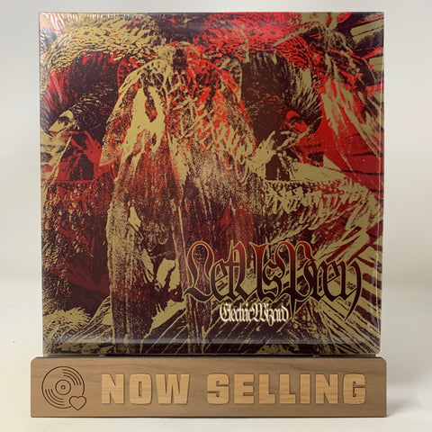 Electric Wizard - Let Us Prey Vinyl LP Black 2014 LTD 500