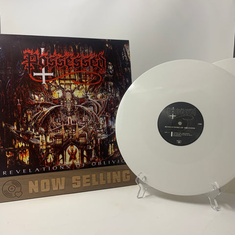 Possessed - Revelations Of Oblivion Vinyl LP White LTD 500