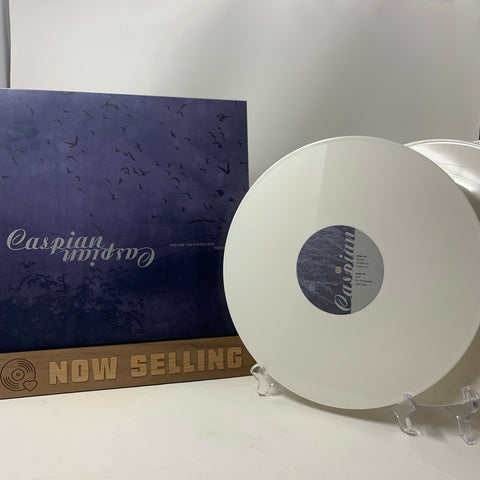 Caspian - You Are The Conductor / The Four Trees Vinyl LP White