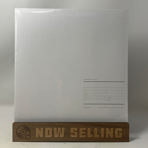 iamamiwhoami - bounty Vinyl LP SEALED White Reissue ionnalee Jonna Lee