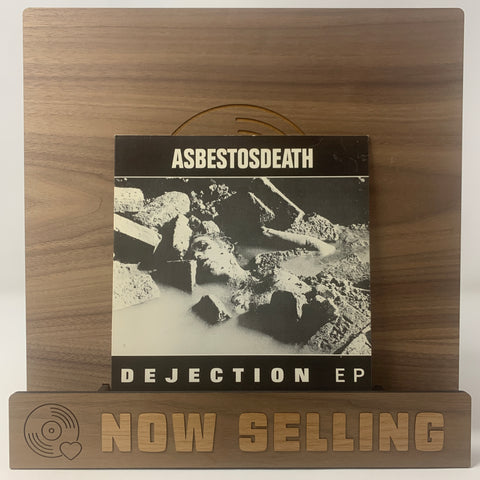 "Asbestosdeath - Dejection EP Vinyl 7"" Original 1st Press Sleep OM High On Fire"