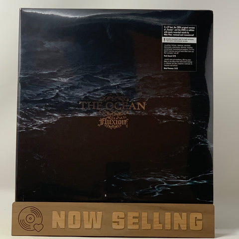 The Ocean - Fluxion Vinyl LP 2014 Remastered Remixed SEALED