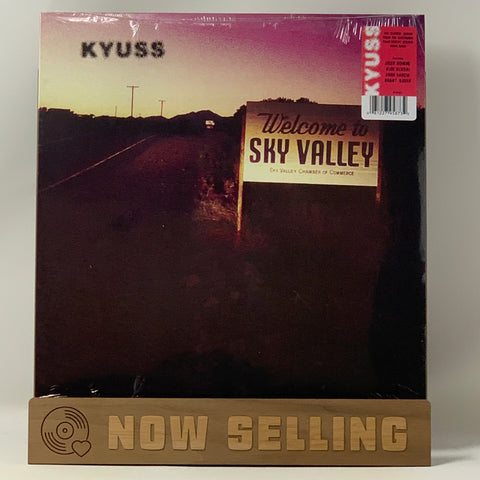 Kyuss - Welcome To Sky Valley Vinyl LP SEALED