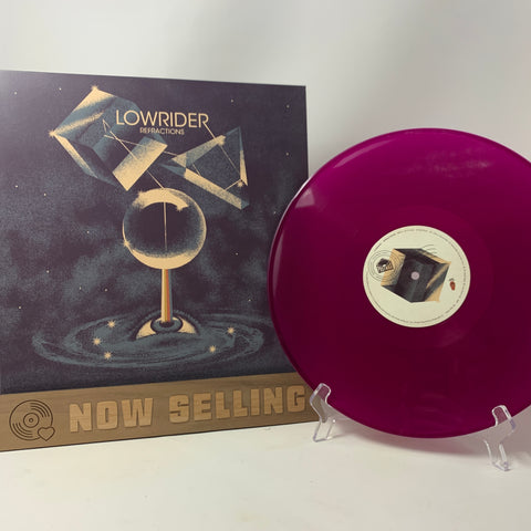 Lowrider - Refractions Vinyl LP Purple Translucent Kyuss QOTSA