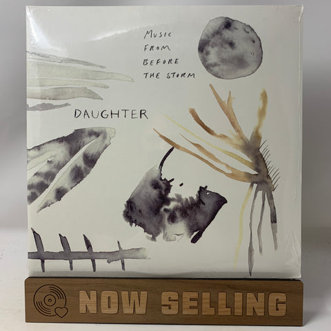 Daughter - Music From Before The Storm Vinyl LP Silver OOP RSD 2018 SEALED