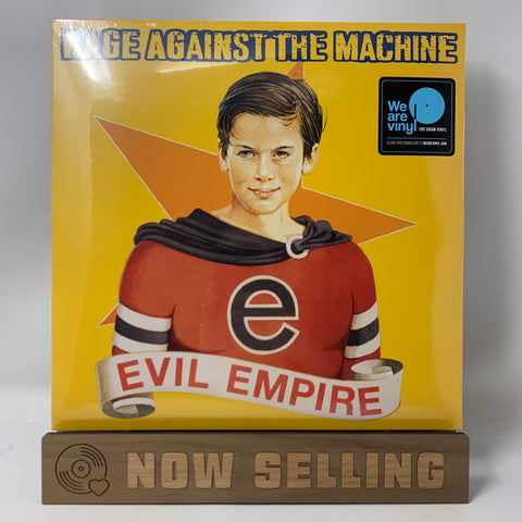 Rage Against The Machine - Evil Empire Vinyl LP 180 Gram