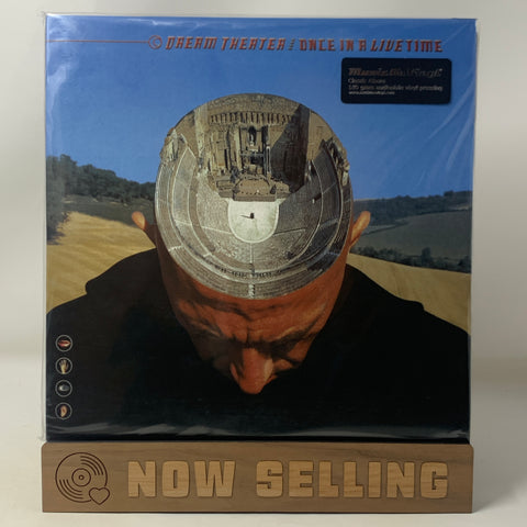 Dream Theater - Once In A Livetime Vinyl LP NEW MOV 180 Gram