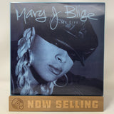 Mary J. Blige - My Life Vinyl LP 3 LP Blue Lenticular Cover