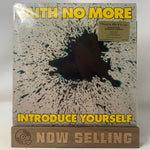 Faith No More - Introduce Yourself Vinyl LP Yellow Numbered