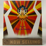 King Crimson - Revised Vinyl 3 LP Live In London RARE KC 73.81