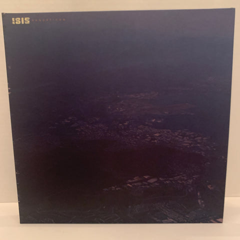Isis - Panopticon Vinyl LP Blue w/ Black Streaks SUPER RARE  LTD 18
