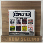 "The Exploited - The 7x7 Box Vinyl 7"" Multiple colors"
