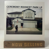 Ceremony - Rohnert Park LP Vinyl Clear Blue Numbered