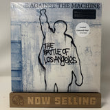 Rage Against The Machine - Battle Of Los Angeles Vinyl LP Blue Numbered