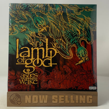 Lamb Of God - Ashes Of The Wake Vinyl LP Original 1st Press SEALED