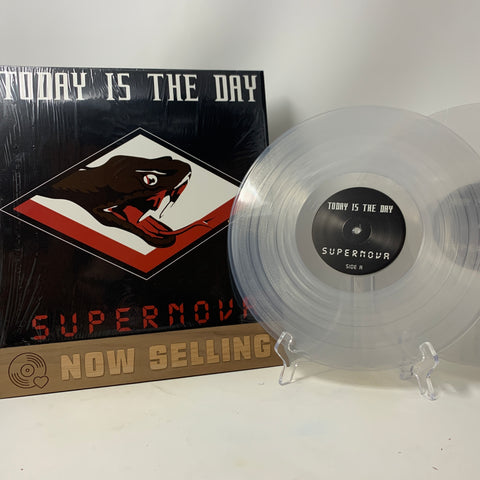 Today Is The Day - Supernova Vinyl LP Clear